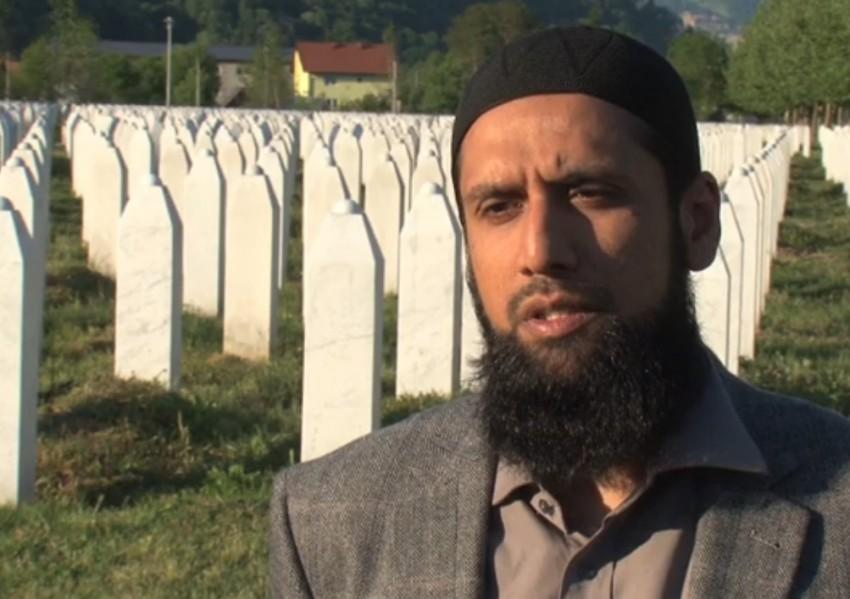 MOD Islamic Religious Advisor Asim Hasif