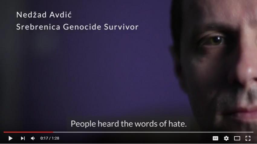 Unite against hatred
