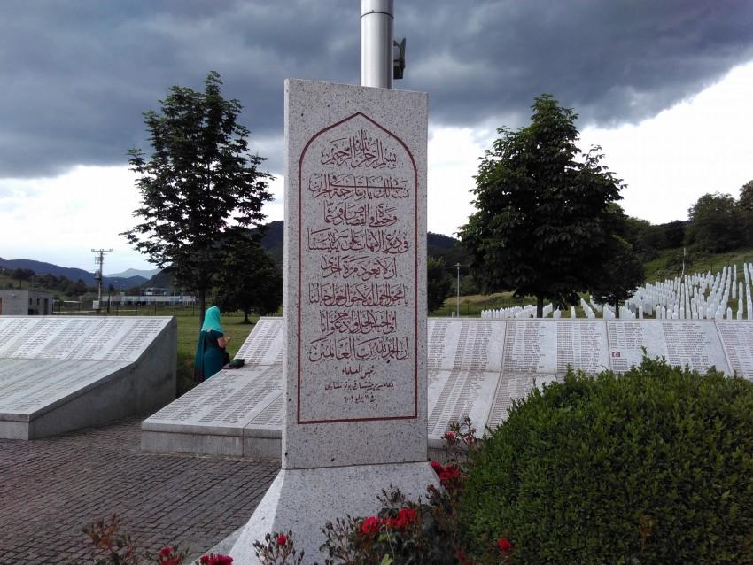 Potocari Memorial