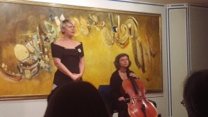music at Ismaili Centre