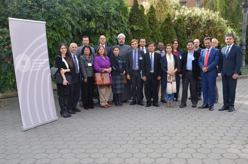 Nuremberg international conference