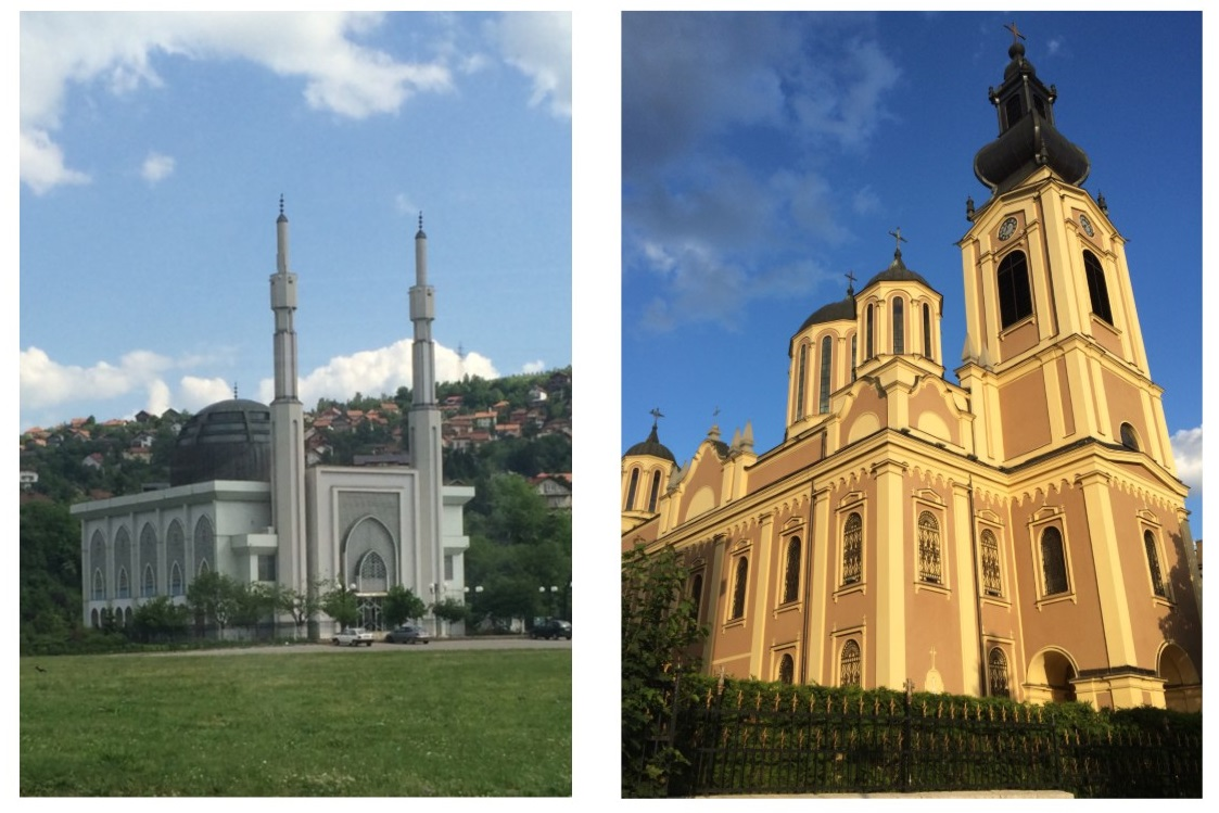 Sarajevo places of worship
