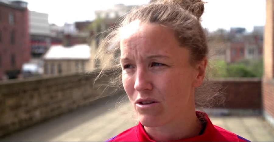 Casey Stoney interview