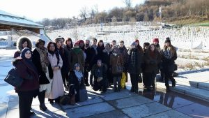 women's delegation