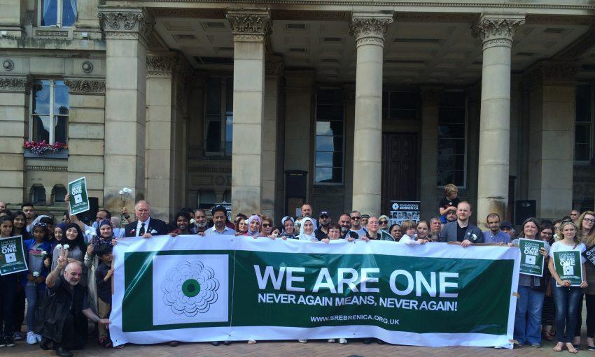Birmingham Unity Rally