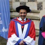 Dr Azmi Graduation